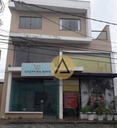 Atlântica imóveis tem excelente salas para locação no bairro Novo Rio Das Ostras em Rio da