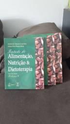 Livro: Alimentação, Nutrição e Dietoterapia Em Perfeito estado