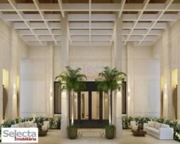 """Apartamento lindíssimo no sensacional edifício """"WAVE"""", em andar muito alto, com belíssima"""