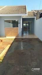 Casa com 3 dormitórios à venda, 63 m² por R$ 185.000,00 - Jardim Monte Libano - Sarandi/PR