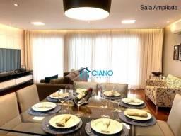 Apartamento com 3 dormitórios à venda, 124 m² por R$ 1.167.000,00 - Mooca - São Paulo/SP