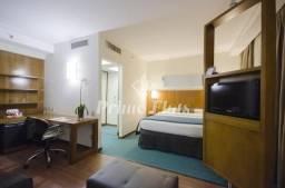 Flat à venda no Estanplaza Berrini com 1 dormitório e 1 vaga!