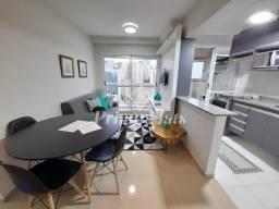 Locação de flat no Residencial Vista Bella, com 2 dormitórios, 60 m² e 1 vaga de garagem!