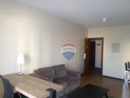 Flat com 1 dormitório para alugar, 55 m² por R$ 2.301,00/mês - Anhangabaú - Jundiaí/SP