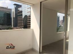 Studio com 1 dormitório à venda, 36 m² - Vila Nova Conceição - São Paulo/SP