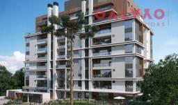 Apartamento à venda com 3 dormitórios em Alto da glória, Curitiba cod:40603