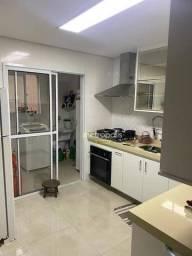 Apartamento com 3 dormitórios à venda, 107 m² por R$ 765.000,00 - Campestre - Santo André/