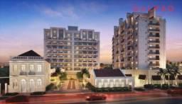 Apartamento à venda com 1 dormitórios em Batel, Curitiba cod:40785