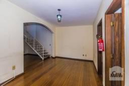 Casa à venda com 5 dormitórios em Santo antônio, Belo horizonte cod:271801