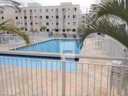 Ótimo apartamento com 2 quartos para alugar, 48 m² por R$ 950/mês - Jardim Mariléa - Rio d