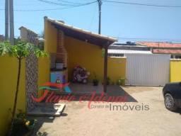 Casa a venda em Unamar, pronta entrega, 1 quarto com churrasqueira