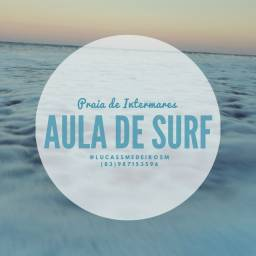 Aula particular de surf