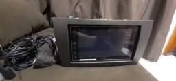 """Som Pioneer SPH-DA138TV 2-DIN Tela de 6,2"""" TV Digital Bluetooth USB"""