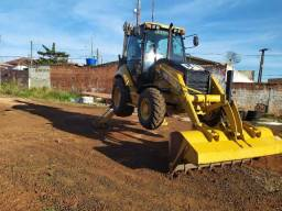 Retroescavadeira Cat 416E 2015 4.800hs