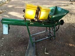 Máquina de tratar sementes