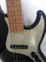 Baixo(jazz bass)5 cordas Tagima tjb535 preto