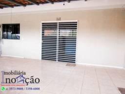 Aluga-se Linda casa, 2 quartos e com garagem, 1.100,00 R$