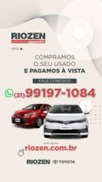 Compramos seu carro aqui na Toyota !!