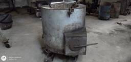 Forno para alumínio