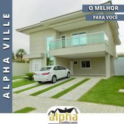 Casa Duplex em Condomínio fechado no Alphaville