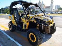 UTV Can Am Commander 4x4 1000cc