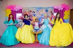 Título do anúncio: Festa Infantil Princesa Disney Personagem Animação