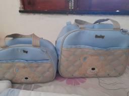 Combo Baby - Kit Bolsas Maternidade e Kit Berço