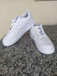 Título do anúncio: Nike Air Force Branco Tam 42