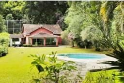 Título do anúncio: Casa para venda com 550 m2 com 5 quartos em Corrêas - Petrópolis - Rio de Janeiro