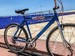Bike de alumínio - Aceito cartão sem juros