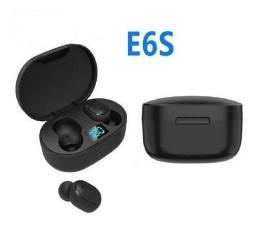 Fone Sem Fio Bluetooth Mini De Ouvido E6s True 5.0 Estéreo