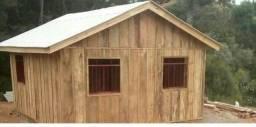 Casa completa construída 11.900