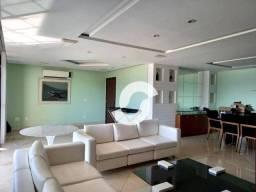 Título do anúncio: Apartamento com 4 dormitórios para alugar, 200 m² por R$ 6.000,00/mês - Icaraí - Niterói/R