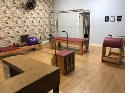Estúdio de Pilates NOVO completo