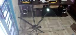 Mesa de vidro nova