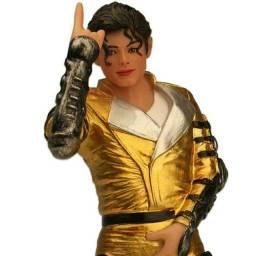 Estátua Coleção Michael Jackson
