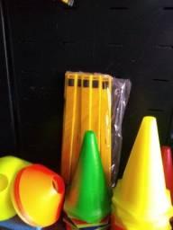 cinta de traçao escada agilidade cone