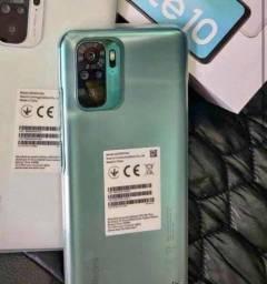 Redmi Note 10 128gb+6 Verde/Branco