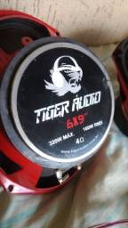 4 Pares 6x9 Tiger 160rms!!!