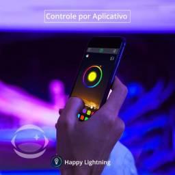 Fita de Led RGB5050 - Controle Remoto e Bluetooth