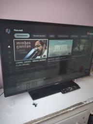 Tv sansung smart 42. Leia bem o anuncio.