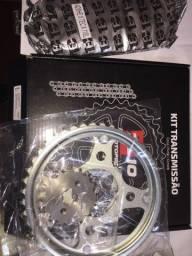Kit de Relação CG 150/Fan 150 Honda 2004/2015