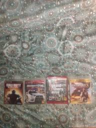 Título do anúncio: Jogos PS3 baratos