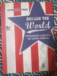 Título do anúncio: Vendo Livro Around The World (Introdução à Leitura em Língua Portuguesa)