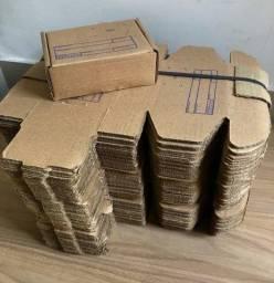 Caixa De Papelão Para Ecommerce/Correio 16x11x6cm Kit 75