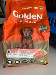 Ração Golden cachorro filhote 3 kg