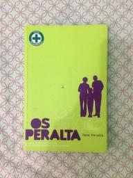 Título do anúncio: (Aceito cartão) Livro Os Peraltas de Jane Peralta