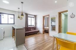 Apartamento para alugar com 1 dormitórios em Centro, Curitiba cod:9137