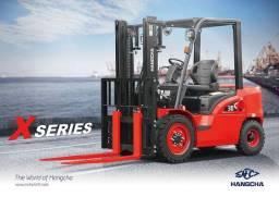Empilhadeira Hangcha GLP | Motor Nissan-K25 | 2,5 toneladas | NOVA