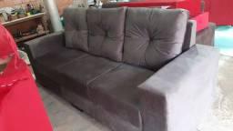 Sofa de 3 lugares luxo